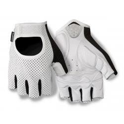 Giro LX Short Finger Bike Gloves (White) (2016) (2XL) - 7068706