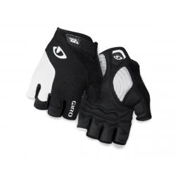 Giro Strade Dure Supergel Short Finger Bike Gloves (White/Black) (M) - 7059118