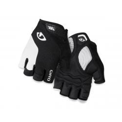 Giro Strade Dure Supergel Short Finger Bike Gloves (White/Black) (XL) - 7059120