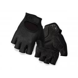 Giro SIV Retro Short Finger Bike Gloves (Black) (S) - 7058993