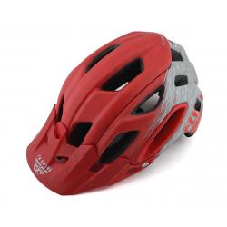 Fly Racing Freestone Ripa Helmet (Matte Red/Grey) (XS/S) - 73-91951