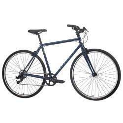 Fairdale 2021 Lookfar 700c Bike (Navy) (M) - FDX-258-NAVY