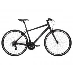 Batch Bicycles 700c Fitness Bike (Matte Pitch Black) (M) - B373549