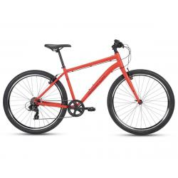 "Batch Bicycles 27.5"" Lifestyle Bike (Matte Fire Red) (S) - B377139"