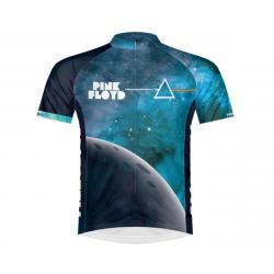 Primal Wear Men's Short Sleeve Jersey (Pink Floyd Great Prism in the Sky) (2XL) - PFGPJ20M2