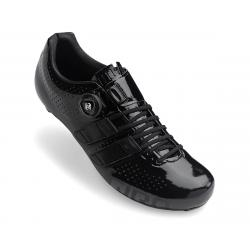 Giro Factor Techlace Road Shoes (Black) (44) - 7077016