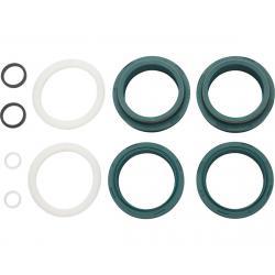 Skf Low-Friction Dust Wiper Seal Kit: RockShox 35mm Flangeless, Fits 2007-Curren - MTB35RN