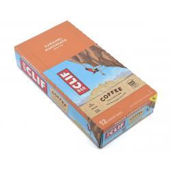Clif Bar Caramel Macchiato Coffee Bar (Box of 12) - 160381