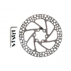 Aztec Disc Brake Rotor (6-Bolt) (1) (180mm) - PB9018