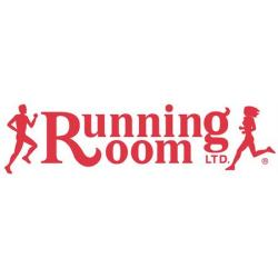 Running Room Unisex Reflective Jacket with Pockets (RFT-REFLECT JKT 3002630 LRG RED)