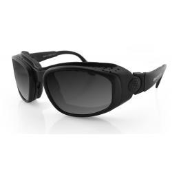 Prescription Bobster Sport & Street Black -  Goggles BSSA001AC | FSA Eligible | BlueDefense(TM)