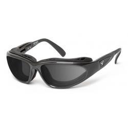 Prescription 7Eye Cape Charcoal Frame Only -  Sunglasses F190303 | FSA Eligible | BlueDefense(TM)