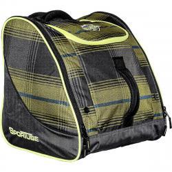 SporTube Freerider Boot Bag   Multi Green