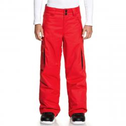 DC Banshee Pants | Boys | - 19/20  | Red | Size 16