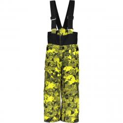 Obermeyer Warp Pants | Toddler Boys |19/20  | Multi Yellow | Size 3
