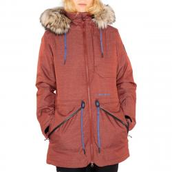 Armada Lynx Insulated Jacket | Women's  | Brick | Size X-Small