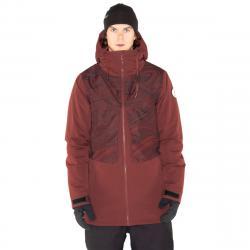 Armada Carson Insulated Jacket | Men's | 19/20  | Wine | Size Large