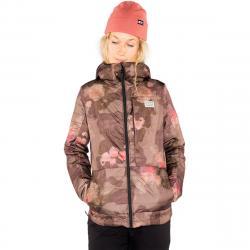 Armada Solstice Insulator Jacket | Women's  | Multi Rose | Size Large