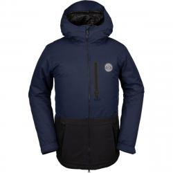 Volcom Deadly Stones Insulated Jacket | Men's | 19/20  | Navy | Size X-Large