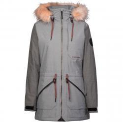Armada Lynx Insulated Jacket | Women's  | Gray | Size X-Small