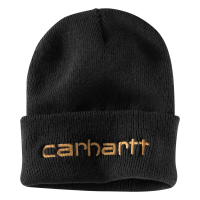 Carhartt Mens 104068 Factory 2nd Teller Hat - Black One Size Fits All