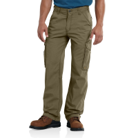 Carhartt | Men's 101148 Closeout Force'Tappan Cargo Pant | Burnt Olive | 36W x 36L | Relaxed Fit | 100% Ripstop Cotton | FastDry'Technology | Dungarees