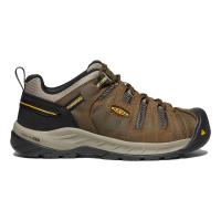 Keen  1023241 Flint II - Cascade Brown/Golden Rod 10 A 1/2 D