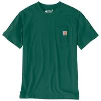 Carhartt Mens 103296 Relaxed Fit Workwear Pocket T-Shirt - North Woods Heather X-Small Regular