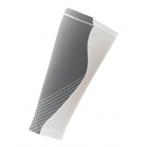 Zoot Sports Performance 2.0 CRx Compression Calf Sleeve Size XL Color White/Graphite