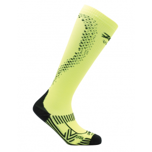 Zoot Sports Ultra 2.0 CRx Compression Sock - Men's Size 3 Color SafetyYellow/Black