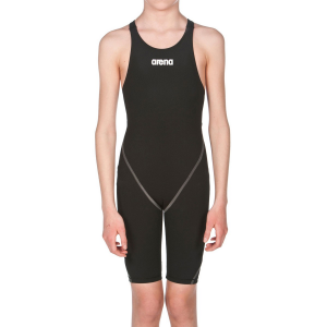 Image of Arena Powerskin ST 2.0 Open Back Technical Swimsuit - Girl's Size 28 Color Royal