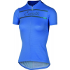 Castelli Promessa Short Sleeve Cycling Jersey Women's Size L Color Black