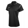 Nike Gameday Short Sleeve Polo Women's Size L Color Black