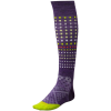 SmartWool PhD Ultra Light Kneehigh Running Sock Women's Size S Color DesertPurple