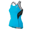 Pearl Izumi Elite In R Cool Support Triathlon Singlet Women's Size XS Color BlueAtoll