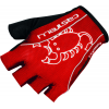 Castelli Rosso Corsa Classic Cycling Glove Men's Size M Color Black/White