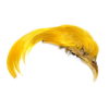Natural & Dyed Golden Pheasant Crests