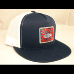 Chicago Fly Fishing Outfitters Chifly Bad Axe Design Patriot Trout Trucker