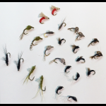 Chicago Fly Fishing Outfitters Chifly 24 Midge value Assortment