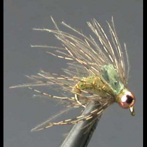 CDC Partridge Caddis - Multiple Colors 3677
