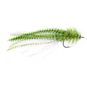 Umpqua Pike/Tarpon Snake - Multiple Colors 3913