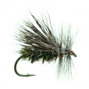 Peacock Caddis 3926