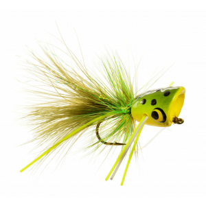 Umpqua Bass Popper Froggy Bottom 3941