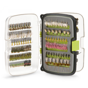 Scientific Anglers Max 432 Waterproof Fly Box- Small 1558