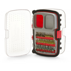 Scientific Anglers Waterproof Fly Boxes, Max Nymph/Dry 446 Fly Box 1849