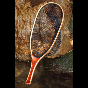 Brodin Pro Firehole Net: Cocobolo Handle 2083