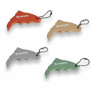 Simms Thirsty Trout Key Chain Bottle Opener 2133