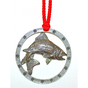 Pewter Ornaments 2885