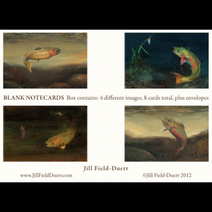 Note Cards - Jill Field-Duerr Set 1 2886