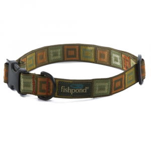 Fishpond Bow Wow Dog Collar 3481